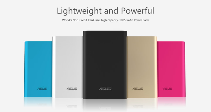 ASUS ZenPower, ASUS ZenPower 10050, ASUS Power Bank