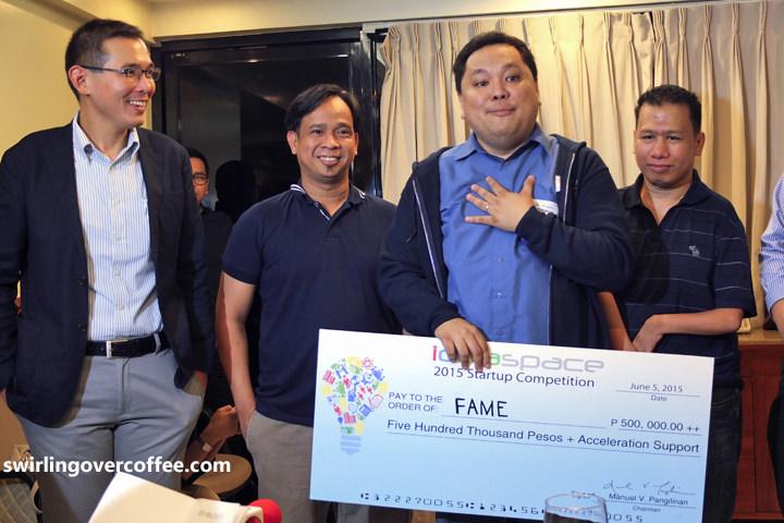 Fame, IdeaSpace 2015