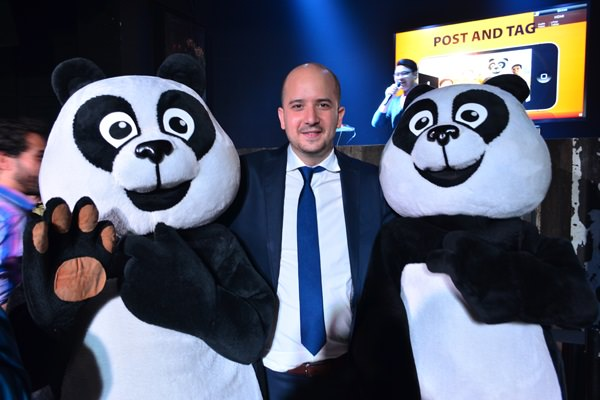 foodpanda Philippines CEO and Co-Founder Mauro Cocchieri.