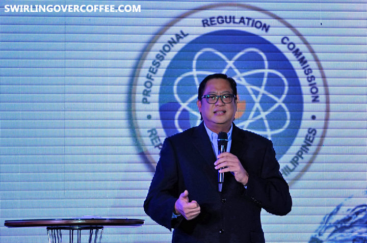 Dr. Rannier Reyes (Chairman, Board of Dentistry Professional Regulation Commission)