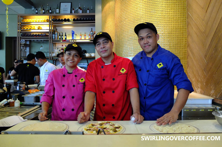 California PIzza Kitchen, Pizza Wars, Romel Panaligan