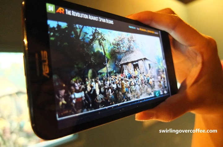 Ayala Museum, Augmented Reality