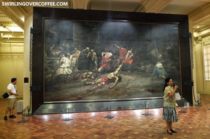 Philam Life Gallery, National Museum, Vicente Manansala