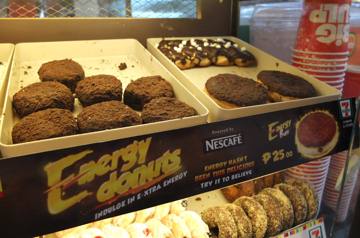 Energy Donuts, 7-Eleven, Mister Donut