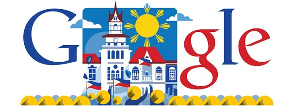 Google Independence Day Logo 2013
