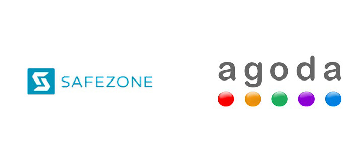 Safezone Together with Agoda.com Boost Travel Sector with Free Data Access