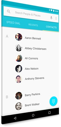 Switching to Android - Keep All Your Contacts