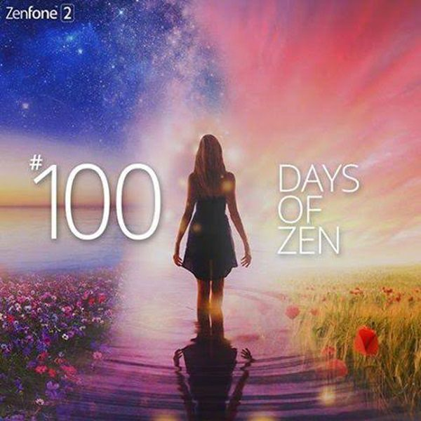 100 Days Of Zen The World's Greatest Photo Collaboration with Robert Jahns, inspired by the ZenFone 2