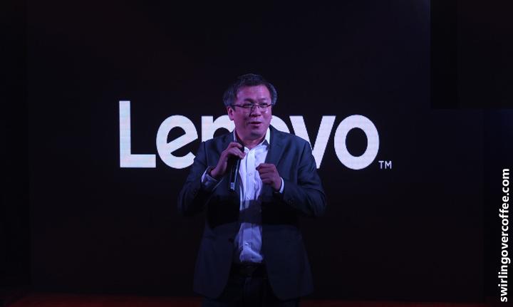 Michael Ngan, Lenovo Philippines, Lenovo YOga 300