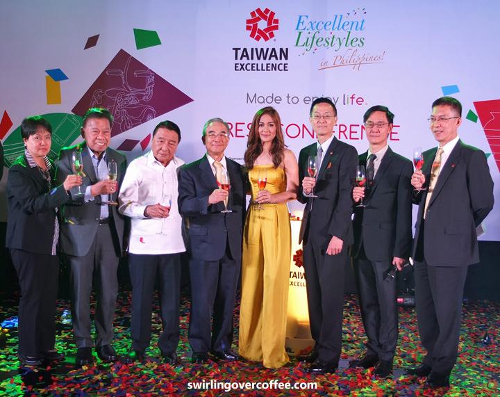 Taiwan Excellence 2015 Campaign, Maja Salvador
