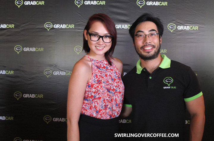 GrabCar, Natasha Bautista, Brian Cu