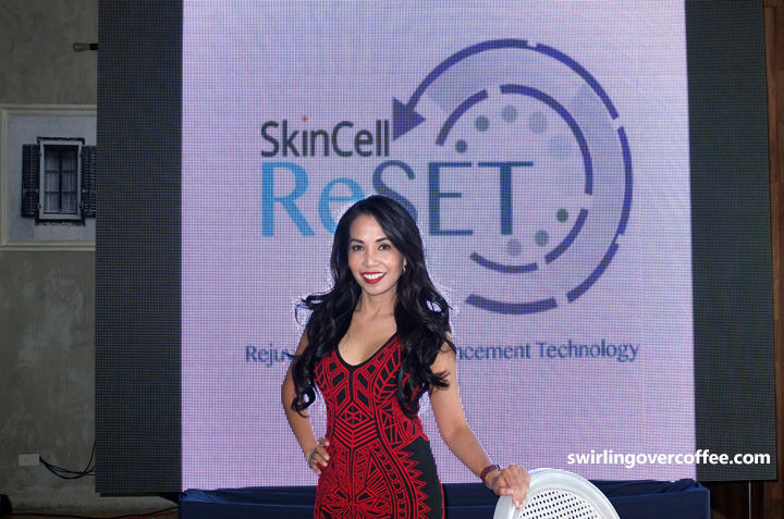 SkinCell Advanced Aesthetics Clinics, Tess Mauricio, Time Machine