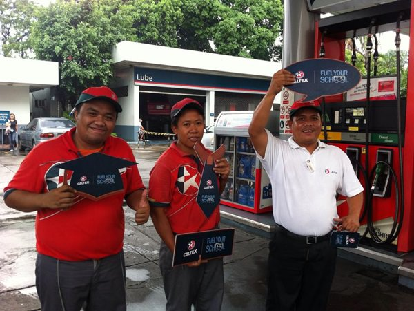 Fuel up to help drive public senior high school learning