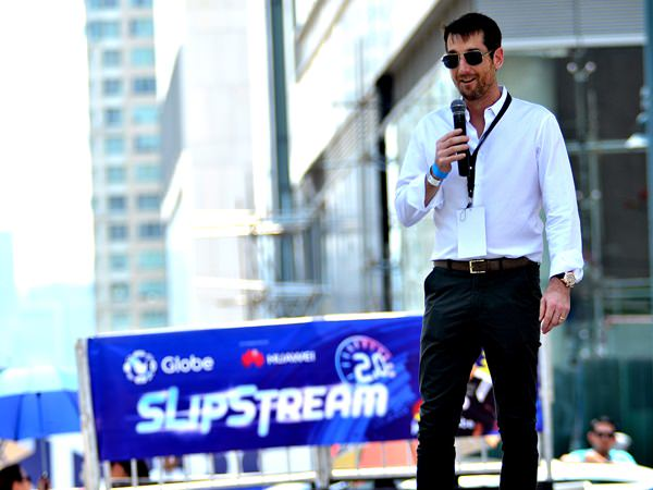 Globe Senior Advisor for Consumer Business Daniel Horan on supporting Marlon Stockinger's journey to conquer the global F1 stage