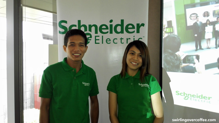 PUP students bag 3rd place at Schneider Electric energy management ...