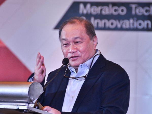 Meralco Chairman Manuel V. Pangilinan at MTECH 2015