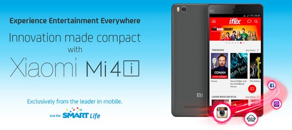 Mi 4i exclusively from Smart2