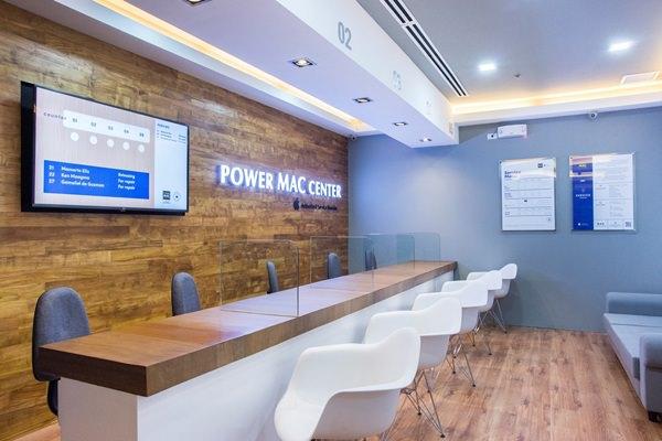 New Power Mac Center Megamall Store_service center