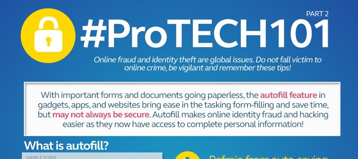 #ProTECH101 Part 2: Fighting online fraud and identity theft