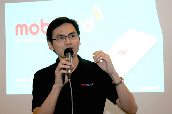 TheKard Inc. President and CEO Francis Uy discusses the P17 million in additional funding that the startup has raised, led by digital advertising pioneer Globaltronics, Inc.