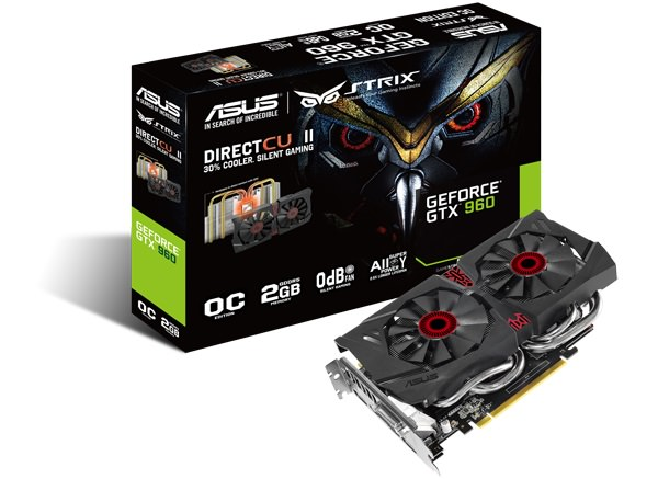 ASUS Strix Graphics Cards