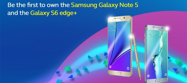 Globe fires up portal to serve early customers of Samsung Galaxy Note 5 and Galaxy S6 edge+