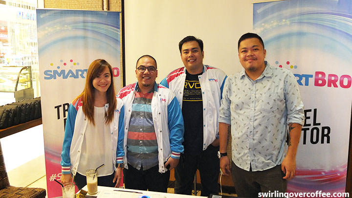 Smart Bro teams up with Travel Factor for Free WiFi in local trips