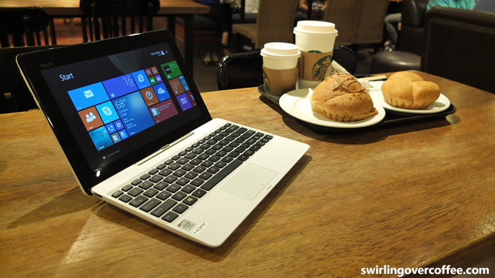 10 Fun Things You Can Do with the ASUS Transformer Book T100