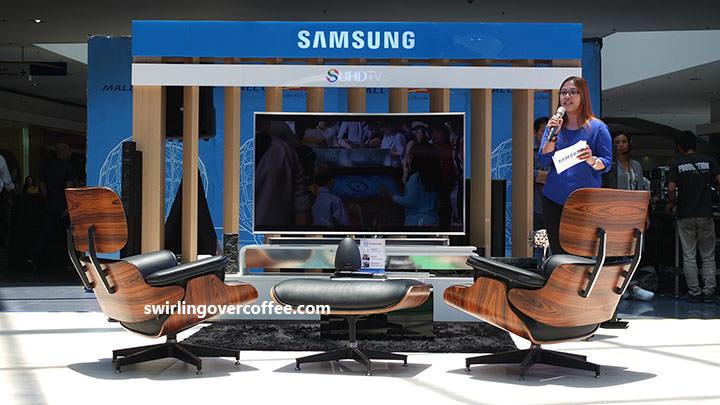 Samsung Happy Home Roadshow