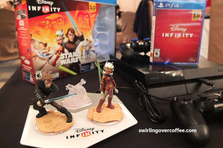 Star Wars joins the world of Disney Infinity 3.0