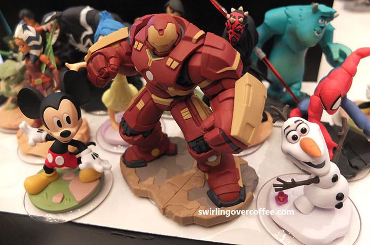 Disney Infinity 3.0, #disneyinfinity, #joinforcessea