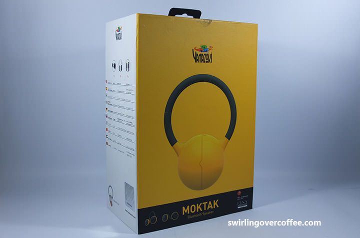 MOKTAK Bluetooth Speaker Review
