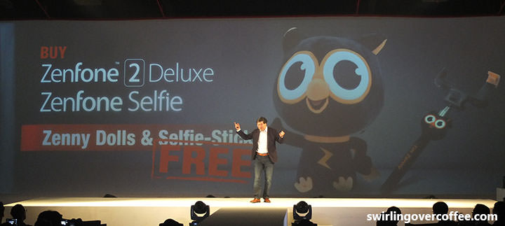 ASUS ZenFone Deluxe, ASUS ZenFone Selfie, ASUS ZenFone Laser