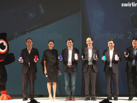 ASUS launches ZenFone Selfie, ZenFone Laser, and ZenFone 2 Deluxe