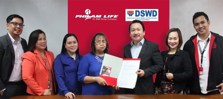 Philam Life entrusted to insure DSWD NCR 4Ps