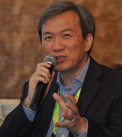Edwin Ong, Aspect Software Senior Director for Marketing and alliances in APAC and Middle East
