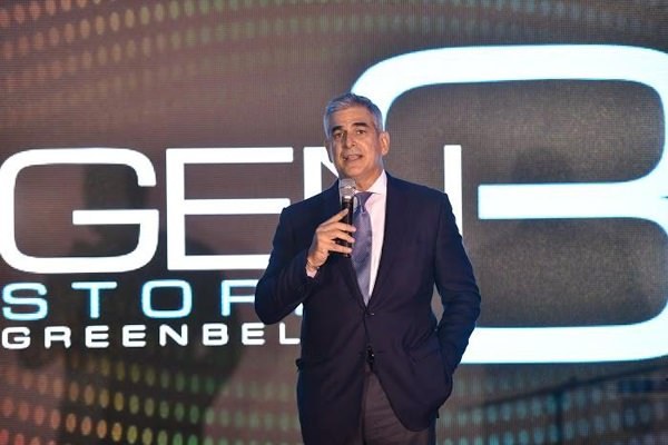 Ayala Corporation and Globe Chairman of the Board, Jaime Augusto Zobel de Ayala further expressed his excitement for the new GEN3 store.