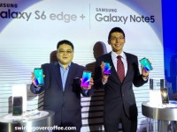 Samsung Note5 and S6 edge+ Launched, with Impressive Freebies for Preorder Customers