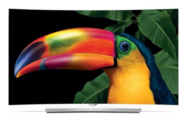 LG 4K OLED TV (1)