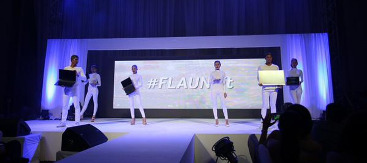 Acer Philippines and Liza Soberano on #FLAUNTit