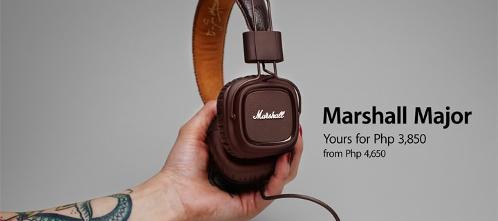 Marshall Major I Headphones Special Sale