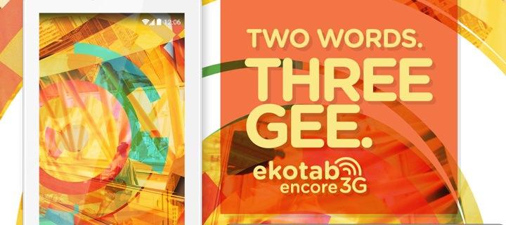 New Ekogadgets from Ekotek