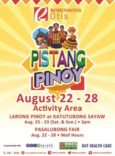 Otis Pistang Pinoy Poster