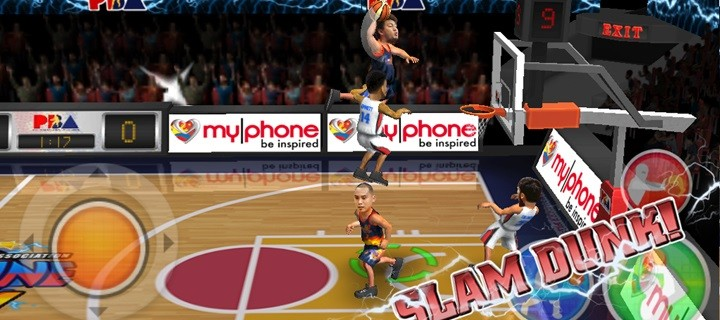 Get your PBA Philippine Slam add-ons and in-app purchases via Smart