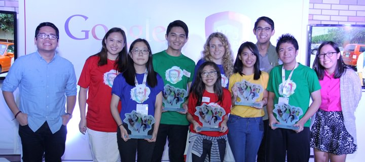 #CyberBully404 campaign hailed first Google Philippines Web Rangers winner