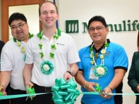Manulife Philippines Opens A New Branch in Calbayog