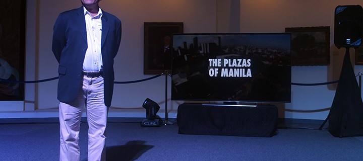 Samsung re-introduces an architectural-historical Manila via 'The Plazas of Manila' exhibit and mobile app
