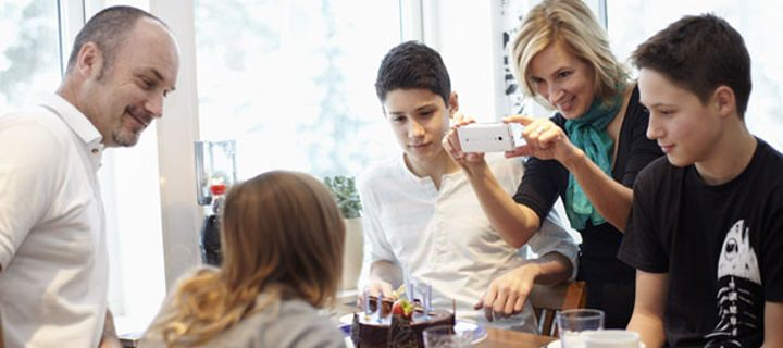 Ericsson ConsumerLab Report: Is communication technology bringing families closer together?