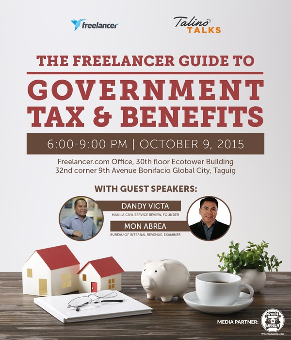 Freelancer Talino Talks Taxes