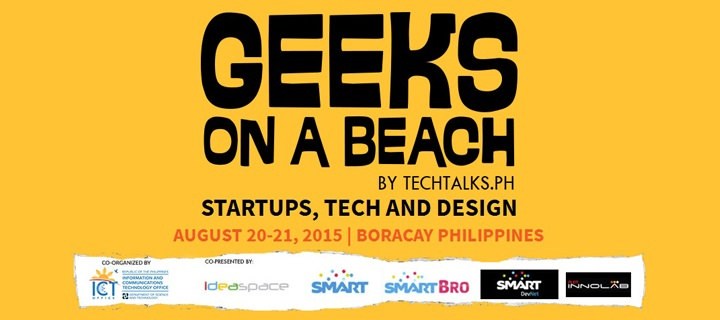 """See you in Boracay!"" 500 Startups' Dave McClure to speak in 3rd Geeks on a Beach"
